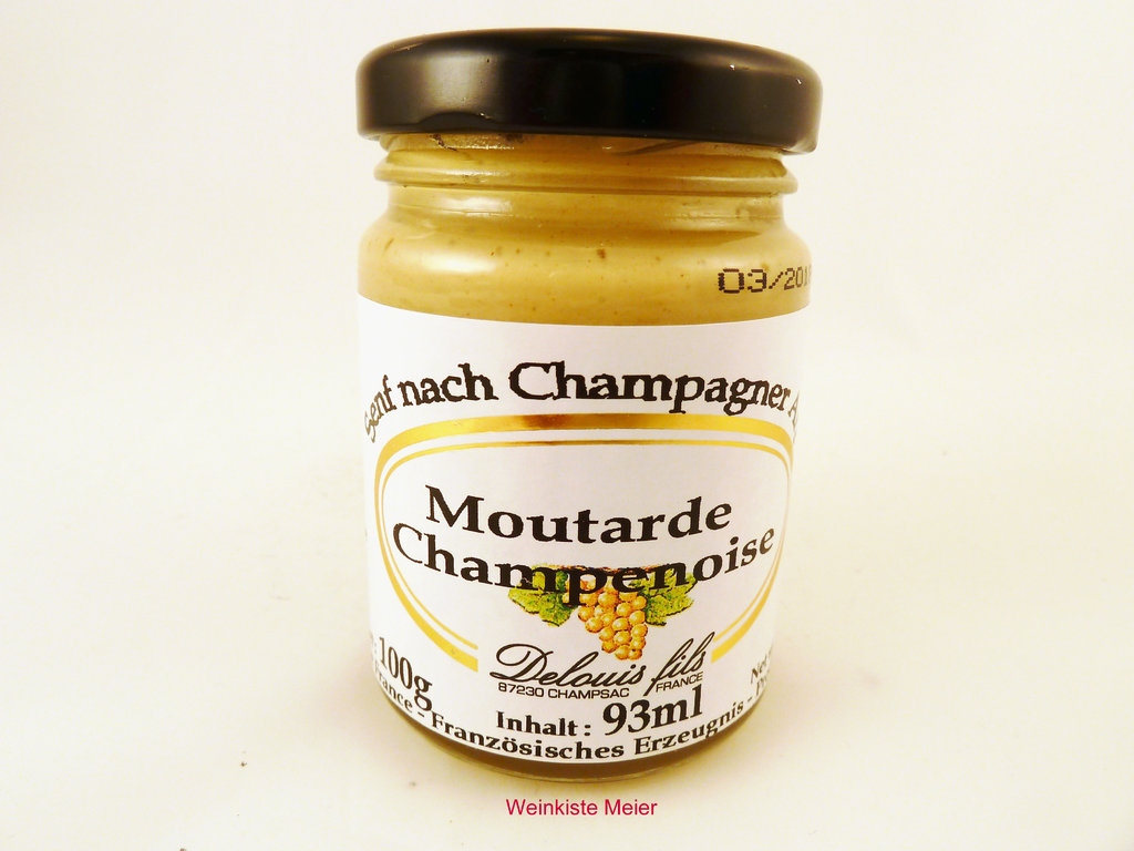 Moutarde Champenoise